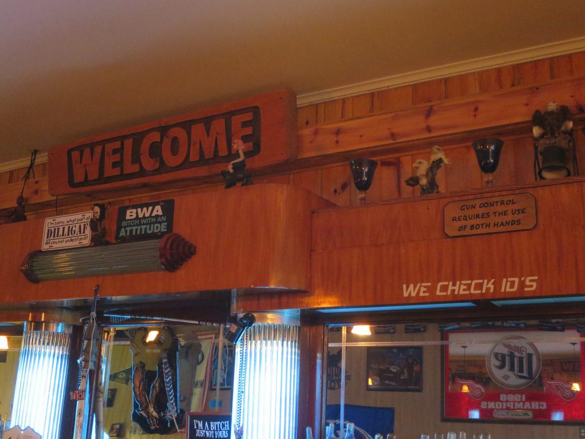 bar in Gladstone