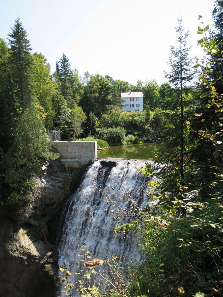 Waterfall Dam