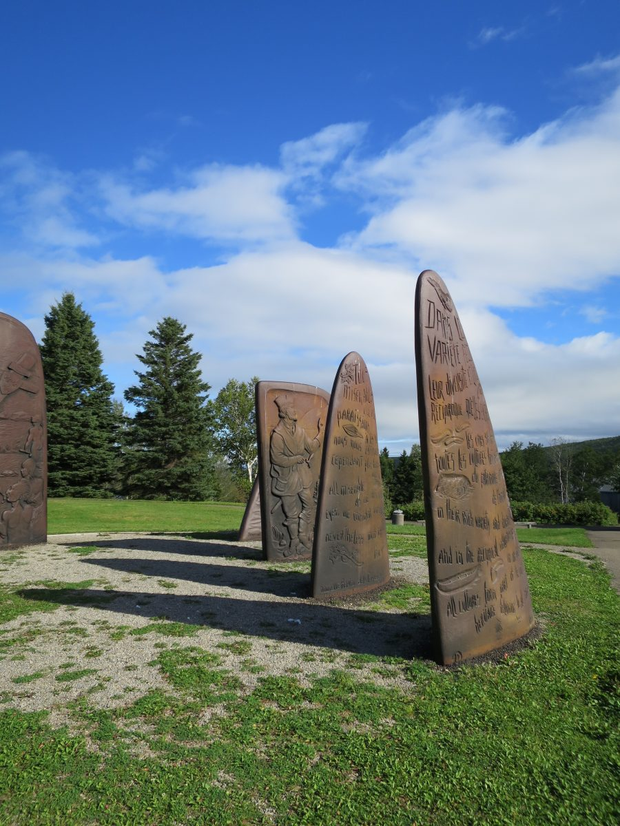 Jacques Cartier Monument
