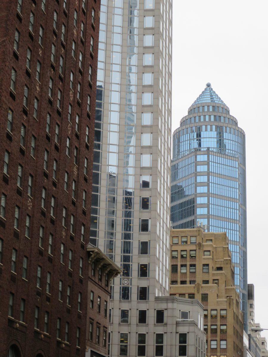 Mess of Manhattan